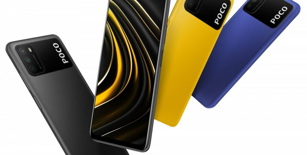 Spesifikasi dan Review Xiaomi Poco M3
