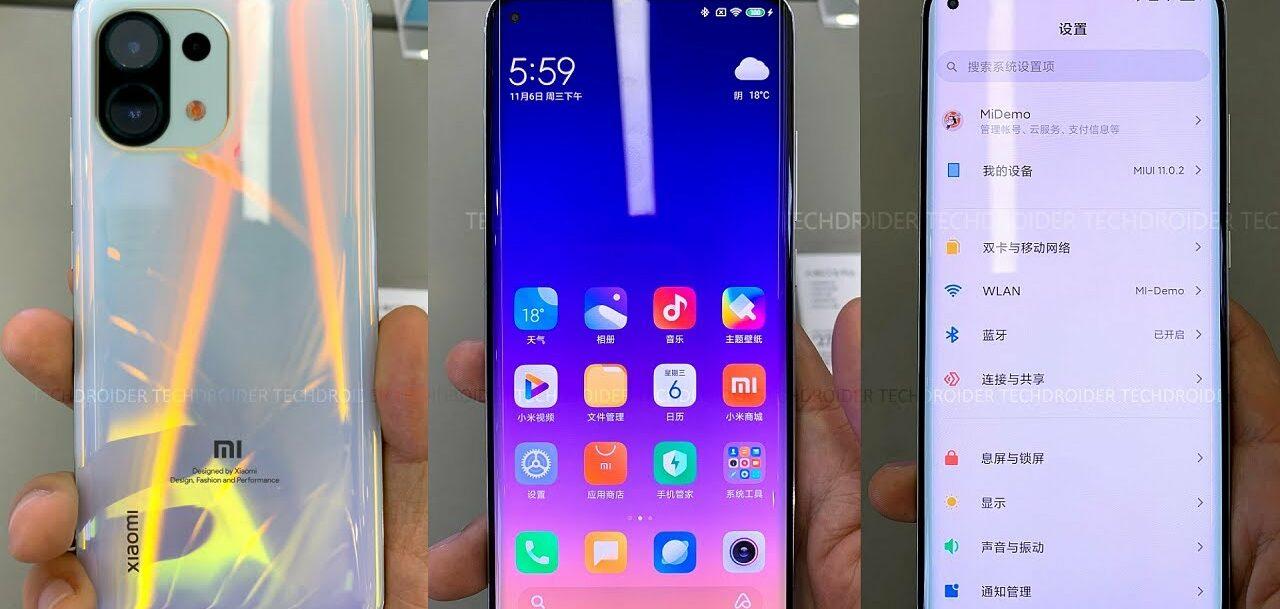 Spesifikasi Xiaomi Mi 11, Ponsel Pertama dengan Snapdragon 888