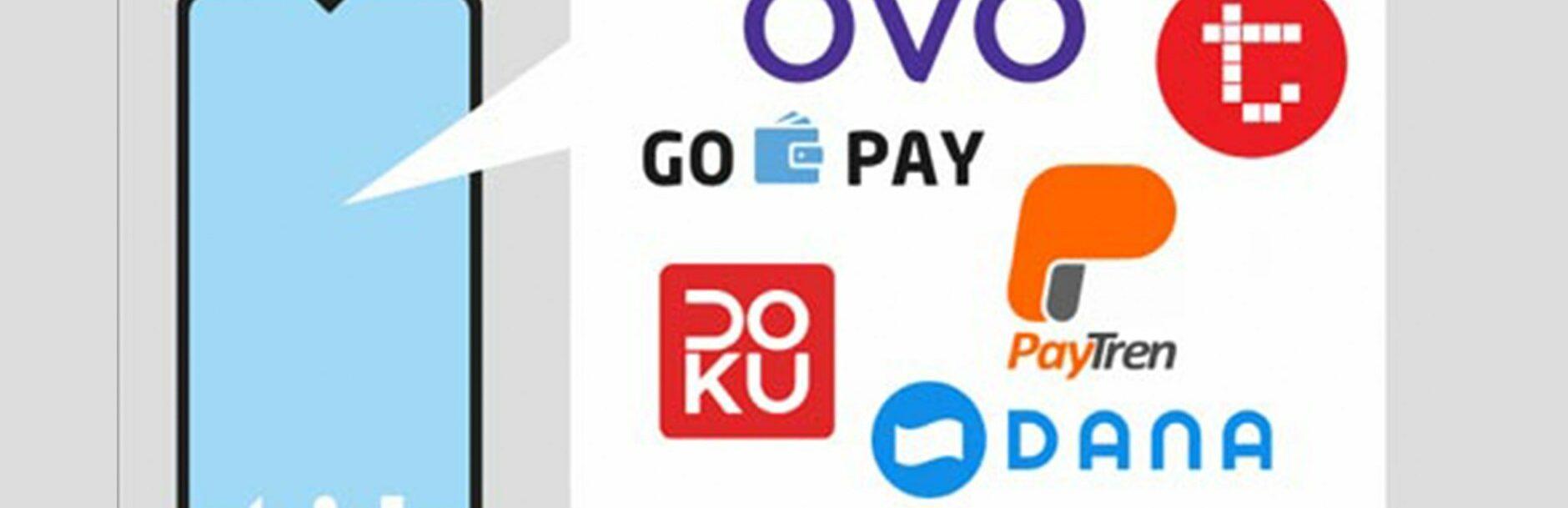 e-wallet dompet masa kini
