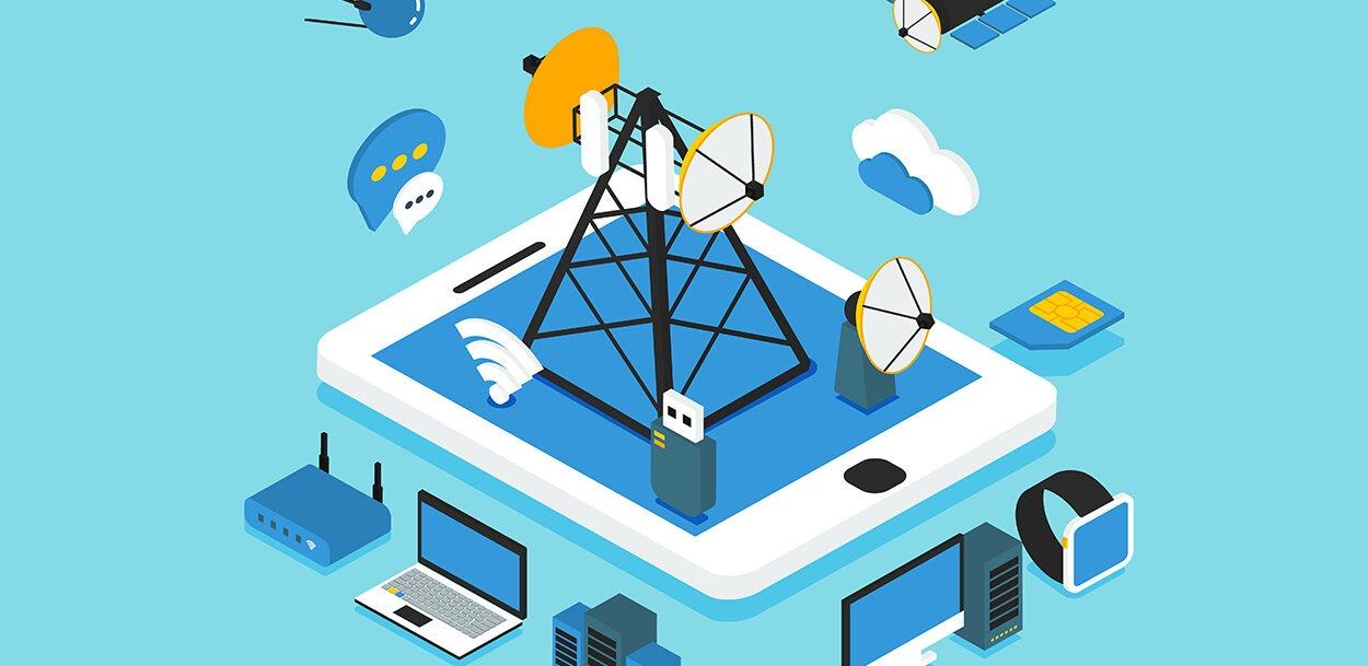 Wireless-Teknologi Keren yang Sangat Bermanfaat